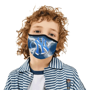 Adults Mask PM2.5 - New York Yankees Face Mask